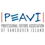 Professional Editors Association of Vancouver Island Logo